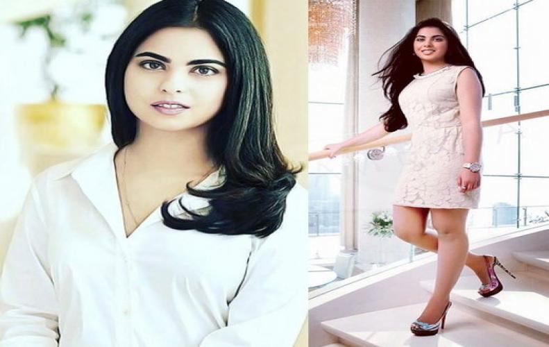 Mukesh Ambani's daughter's entry in Bollywood, 'Battle of Saragiri' with the film