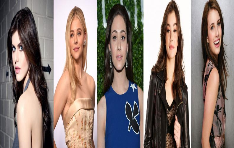 Top 5 Hottest Hollywood Actresses of 2017