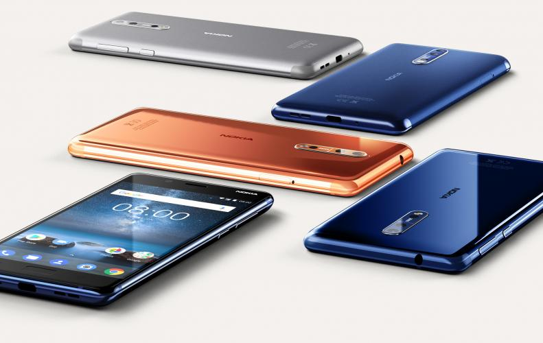 Nokia 8 variant with 6GB RAM and 128GB storage launch on Oct. 20