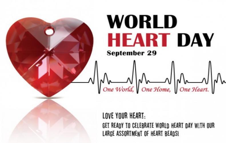Warning symptoms of heart disease, World Heart Day 2017