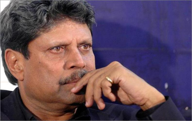 When the camp manager said to Kapil Dev, there is no fast bowler in India.
