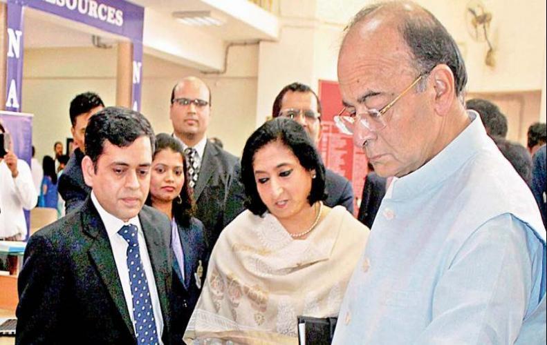 Arun Jaitley says, we can have lesser GST slabs, again