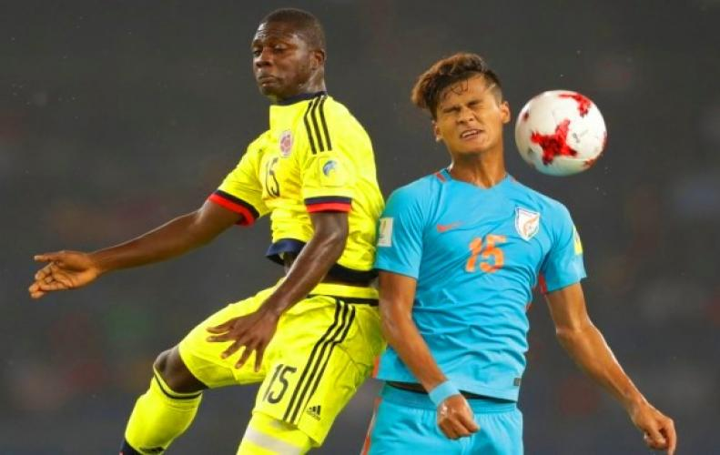 Under-17 FIFA World Cup: Colombia won the match, then heart break for India