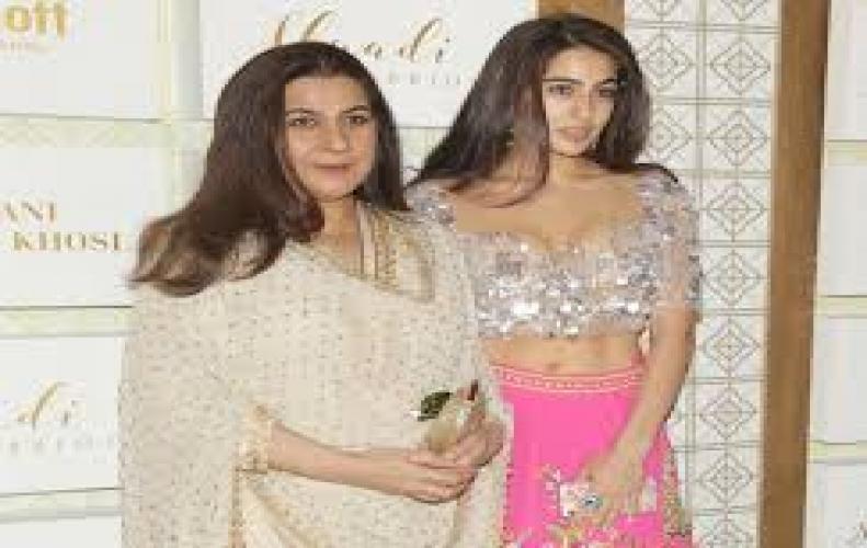 Sara Ali Khan's (New gossip)