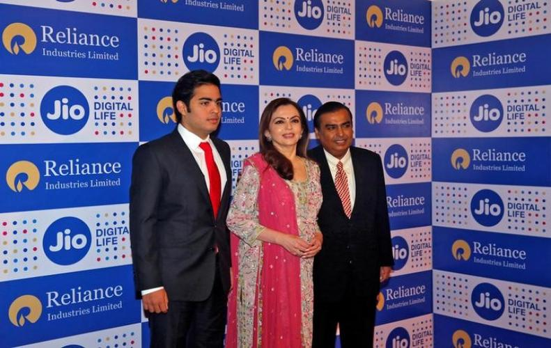 Mukesh Ambani the tops the Forbes richest Asians List.