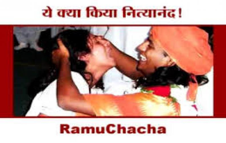 Swami Nityananda and Mysterious woman Ranjitha