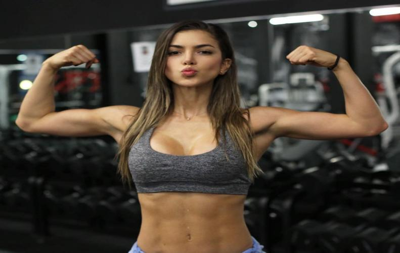 hot ladies with body fitness in india | Female Fitness Trainers Workout Tips