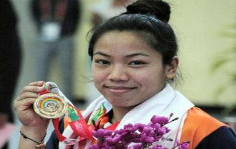 Mirabai Chanu - Manipuri lass wins gold at World :Championship