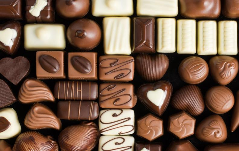 CHOCOLATE GIVES YOU ENERGY AND FIGHTS DEPRESSION, IT HAS BEEN PROVED.