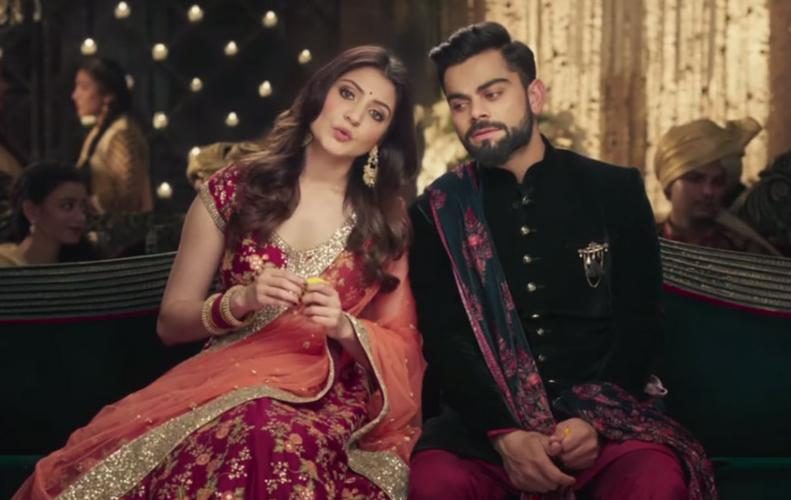 Virat Kohli and Anushka are going to take their marriage vows