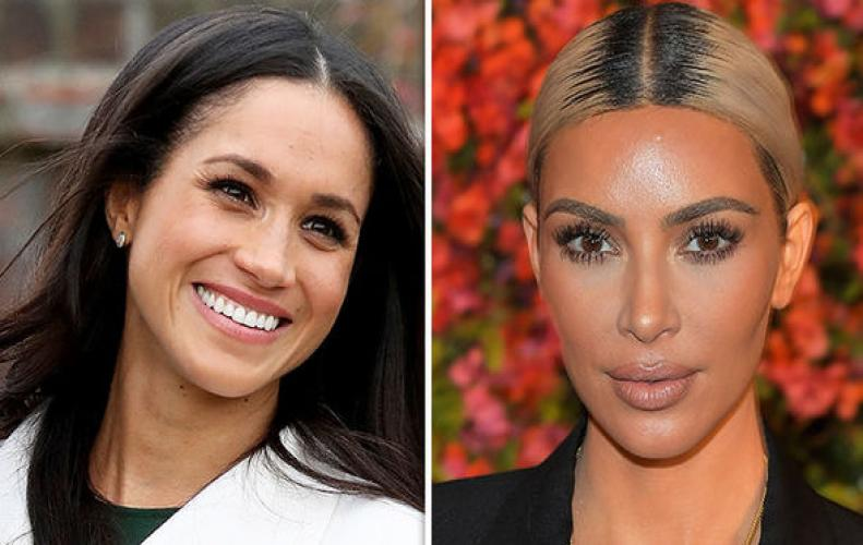 Kim Kardashian dying to befriend Meghan Markle anyhow planning jewellery gifts for her Day. .