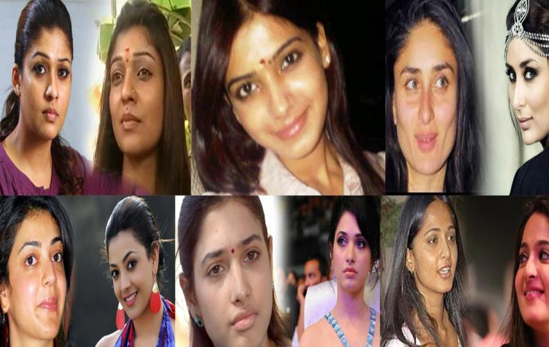 INDIAN FILM STARTS WITHOUT MAKEUP
