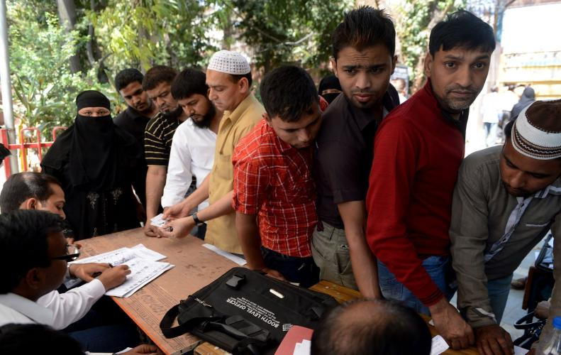 RAISING NUMBER OF VOTES BY PAYING MONEY TO UNAWARE SECTOR