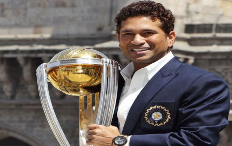 Sachin Tendulkar-The World's Greatest Batsman