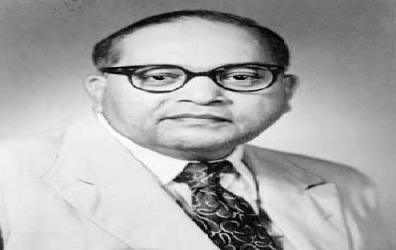 BIMRAO RAMJI AMBEDKAR (In Office 15-08-1947 to 30-09-1951)