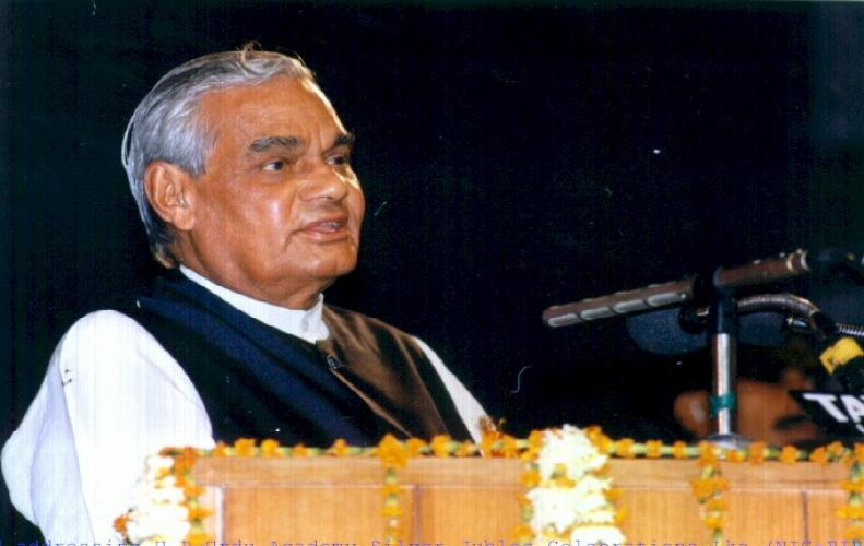 Atal Bihari Vajpayee (1924-) 10th Prime Minister of India