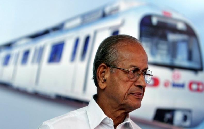 E Sreedharan – The man behind Delhi Metro