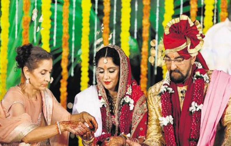 Parveen Dusanj - Third Wife of Kabir Bedi