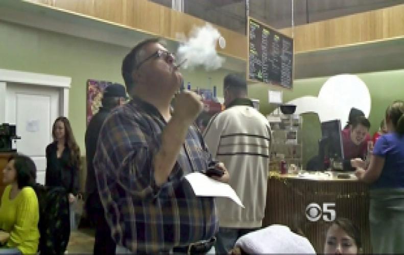 Cannabis Sales flurt after U.S senate legalized sale of recreational Marijuana in America a Califor