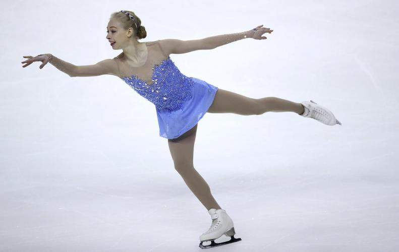 Bradie Tennell & Mirai Nagasu at U.S Figure Skating are winner and runner up respectively.