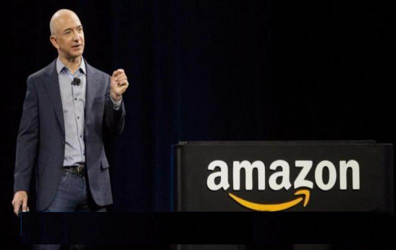 Jeff Bezos, Amazon CEO is now world's & history's richest person overcomes Microsoft's Bill Gates.