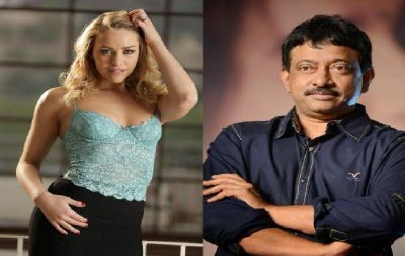 Ram Gopal Varma made a movieGOD, SEX, and TRUTH with pornstar Mia Malkova first look is quite raunchy and sizzling.