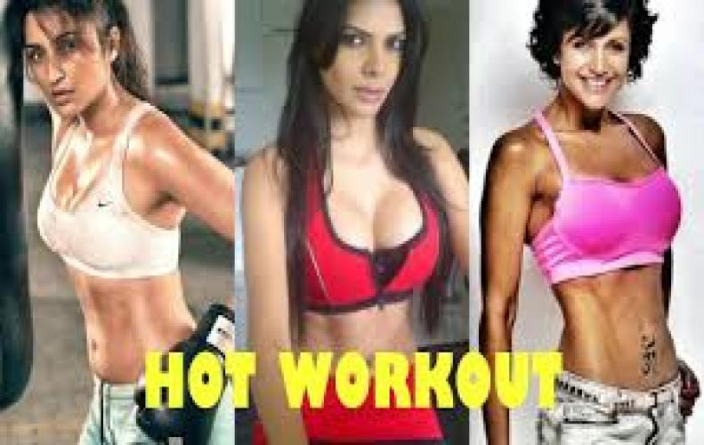 SEXIEST OUTFIT DURING A GYM BY BOLLYWOOD ACTRESSES