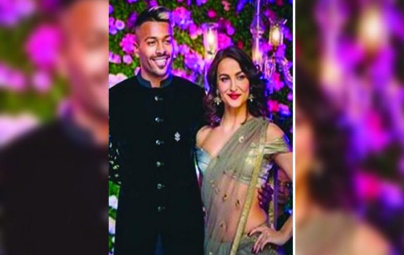 Elli AvrRam and Hardik Pandya relationship now Public as Elli opens up on dating Hardik Pandya.