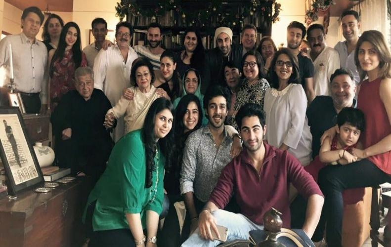 ALL ABOUT KAPOOR FAMILY OF BOLLYWOOD