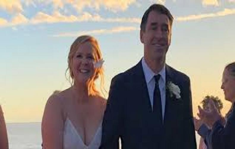 Amy Schumer and Chef Chris Fisher completed their marriage just after 2  years of dating each other.