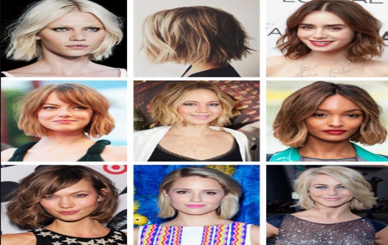 10 Most Popular Medium Length Hair Style of Celebrities