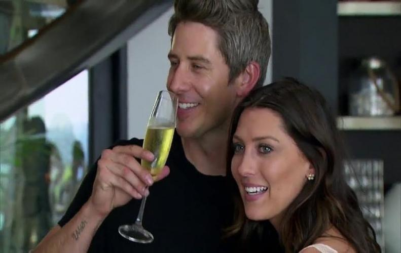 Arie Luyendyk Jr. betrays Becca Kufrin opts Lauren Burnham for marriage
