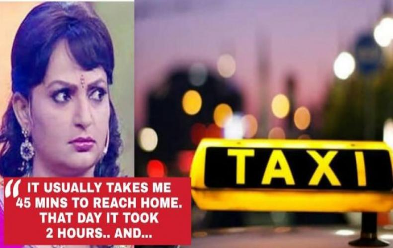 Upasana Singh bua of Comedy Nights with Kapil experience a molestation attempt by Taxi Driver.