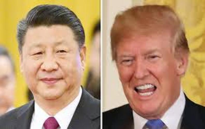 U.S-China trade war and its probable impact on India.