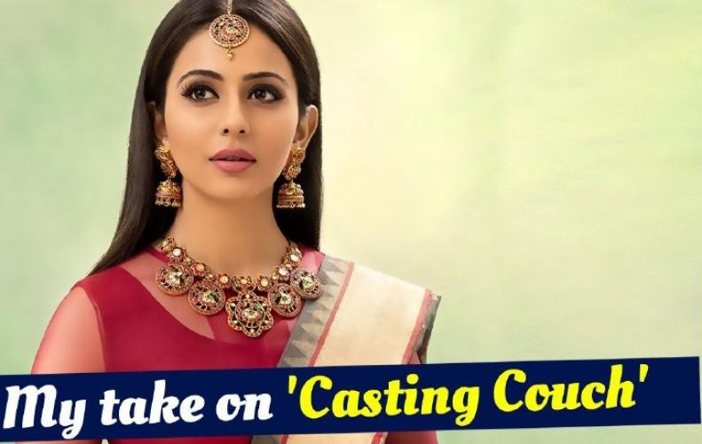 Rakul Preet Singh Thrashed out by Leading Actresses after Making a Statement about Casting Couch…