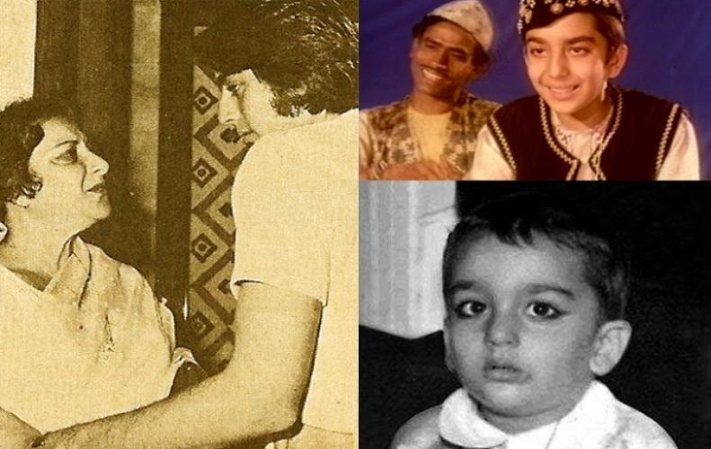 Famous B'Town Celebrities Who Started Their Careers As Child Artists