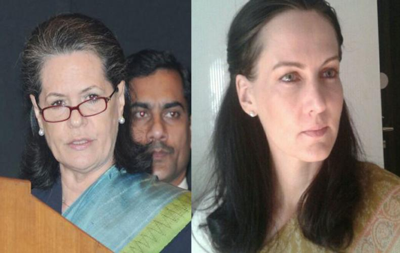 Who is Suzanne Bernet that will dramatize Sonia Gandhi in Anupam Kher's Accidental Prime Minister.
