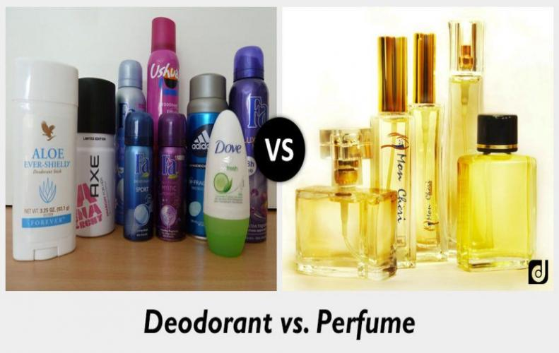 Difference between Deo and Perfume | The Result will Amaze You