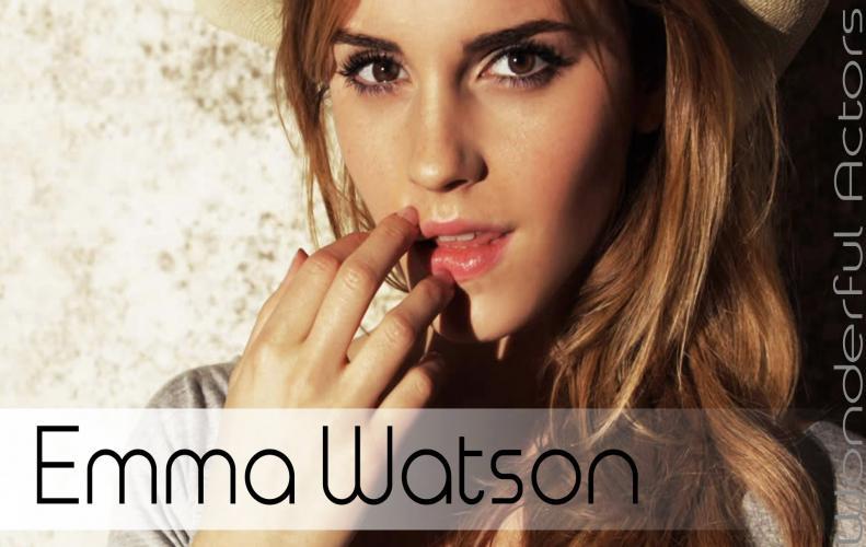 Emma Watson: British Actresses' best iconic movie list.