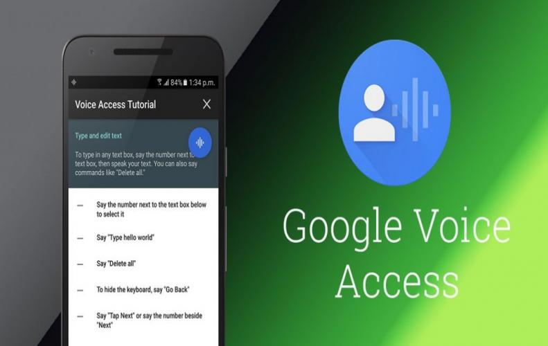 Voice Access APK | What is Voice Access App and How to Download