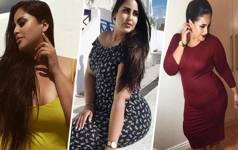 Check Out Some Amazing Photos of India's First Plus Size Model Bishamber Das