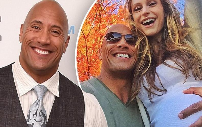 Dwayne Johnson 'The Rock' and wife Lauren Hashian recently welcomes their third daughter Tiana Gia