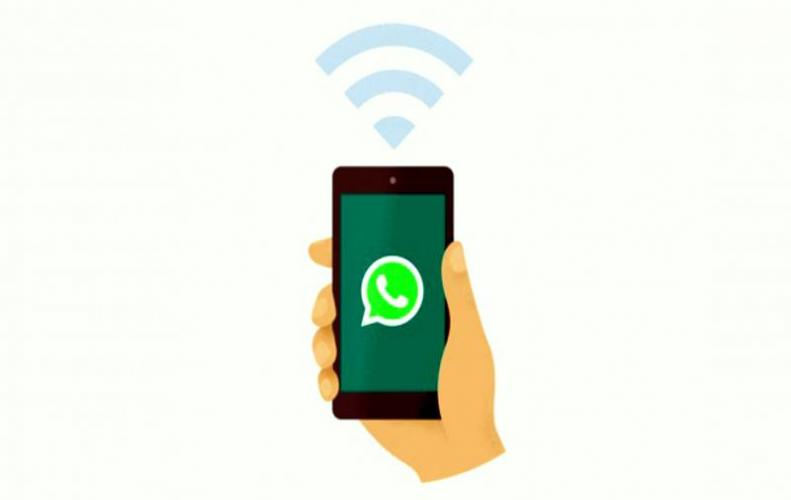 What is it? Whatsapp's new account feature? This way the user can keep their data safe