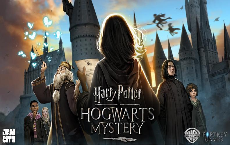 Harry Potter Hogwarts Mystery: A New Gaming Sensation Start Playing Today