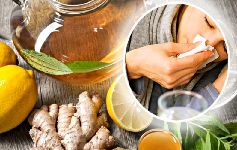 Best Home Remedies to Get Fast Relief From Cold and Flu in a Single Night