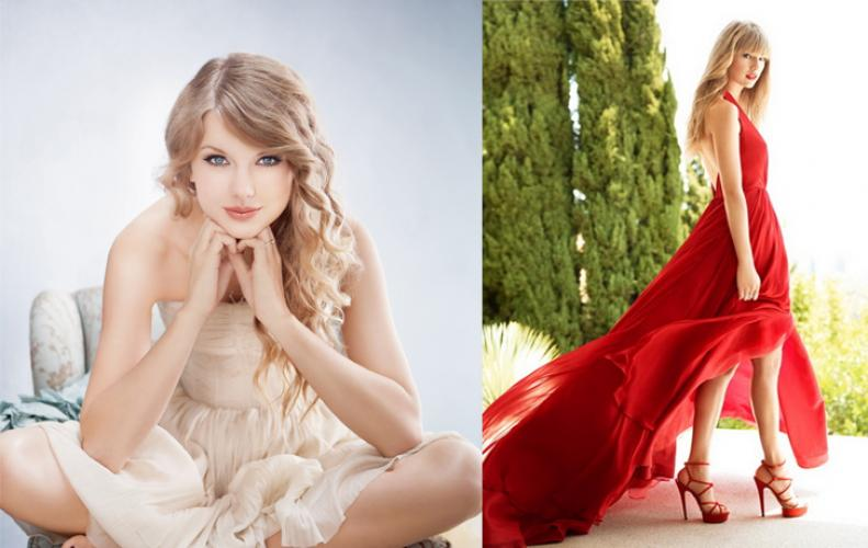 Taylor Swift's Vogue Poem and beautiful vogue Photoshoot