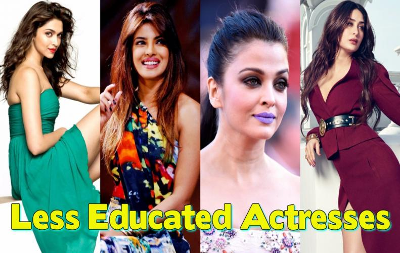 8 Successful Bollywood Actresses Are College Dropouts