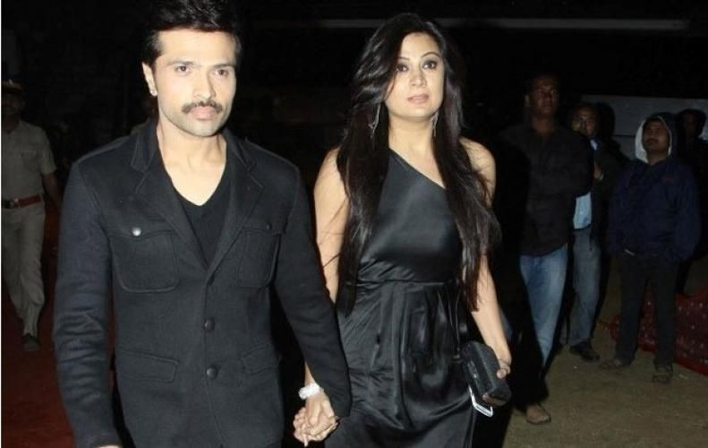 Singer Himesh Reshammiya got married to longtime girlfriend