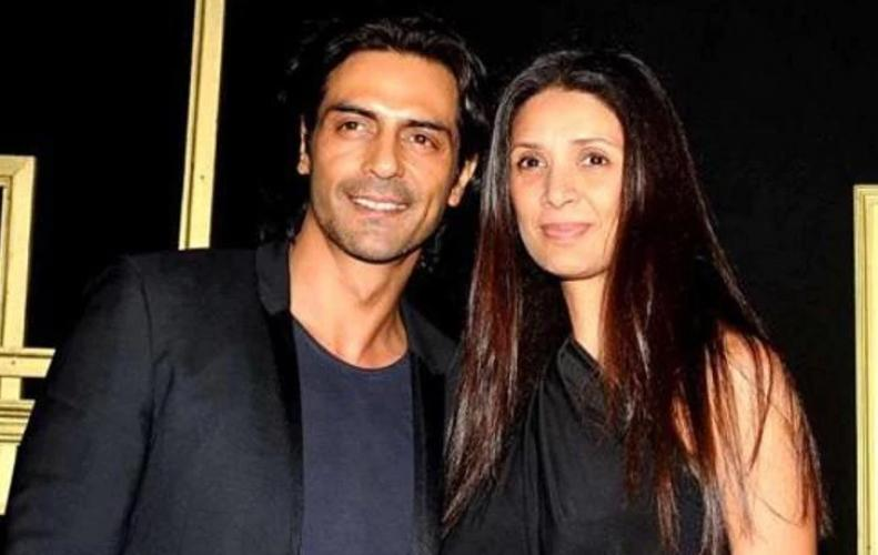 OMG! Bollywood actor Arjun Rampal and wife Mehr announce separation after 20 years of marriage