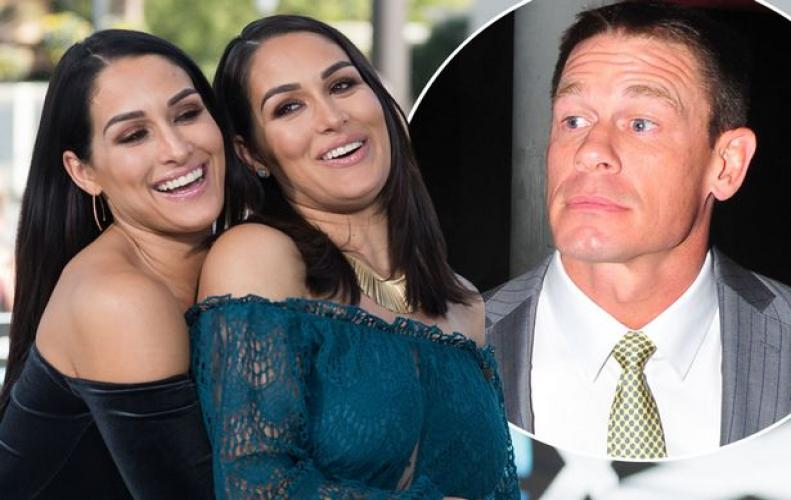 John Cena a brief story till date to the wedding with Nikki Bella
